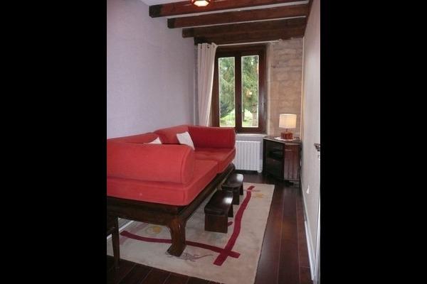 Salon privatif - Chambre d'hôtes - Balaives-et-Butz