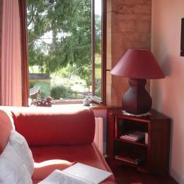 Mon salon privé - Chambre d'hôtes - Balaives-et-Butz