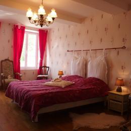 Chambre des bergers - Location de vacances - Jandun