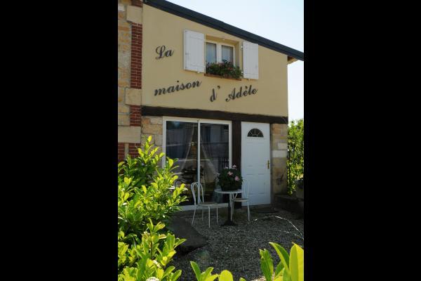 Gite Stonne Ardennes - Maison d'Adèle - Location de vacances - Stonne