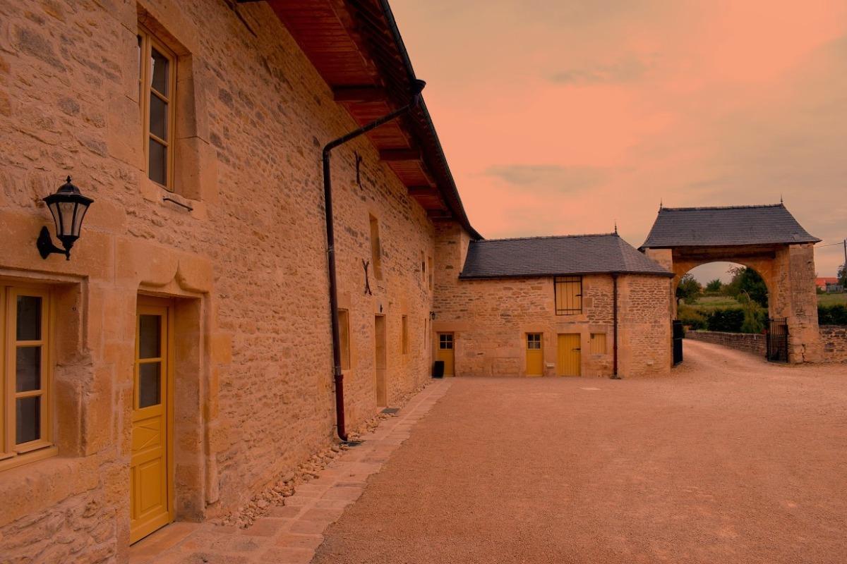 Château de Charbogne - Location de vacances - Charbogne