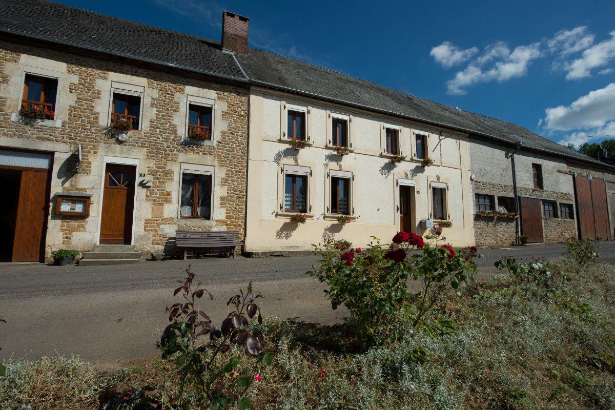 batisse - crédit Céline Lecomte - Location de vacances - Girondelle