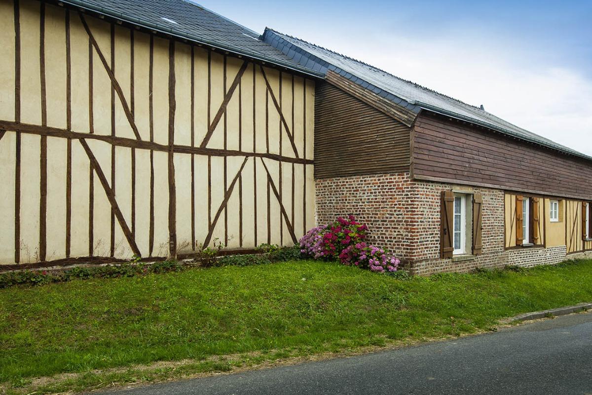 Le Cottage Abel, gîte de groupe avec cheminée dans les Ardennes  - Location de vacances - Rubigny