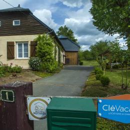 Le Cottage Abel, gîte familial avec cheminée dans les Ardennes - Location de vacances - Rubigny