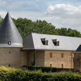 Château de Charbogne : le gîte du pont - Location de vacances - Charbogne