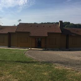 Entrée - Location de vacances - Louvergny