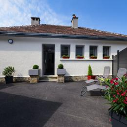 Le logement - crédit photo Lecomte - Location de vacances - Sedan
