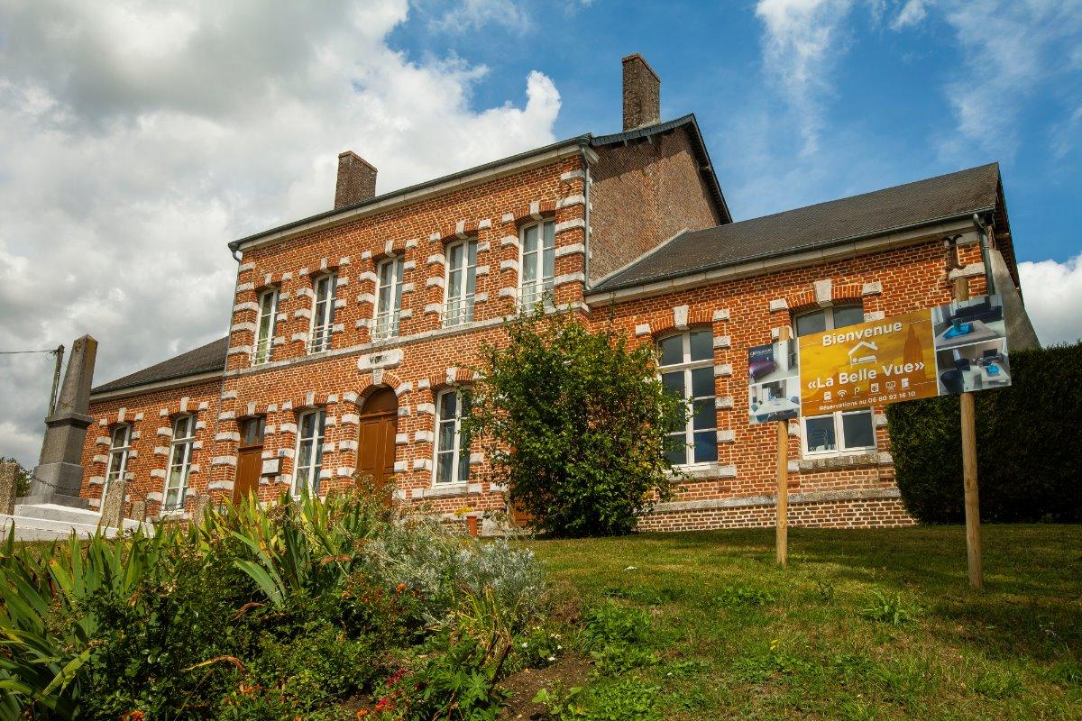 La mairie - Location de vacances - Saint-Jean-aux-Bois