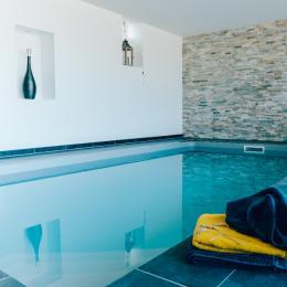 Espace piscine - Location de vacances - Juniville