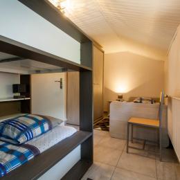 Chambre 2 - Location de vacances - Deville