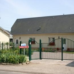Entrée - Chambre d'hôtes - Pendé