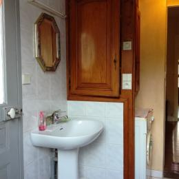 Salle de bain - Location de vacances - Cayeux-sur-Mer