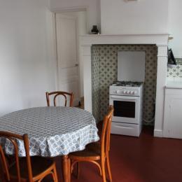 cuisine - Location de vacances - Cayeux-sur-Mer