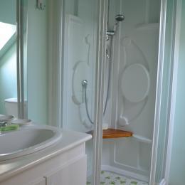 Salle de bain - Location de vacances - Le Crotoy