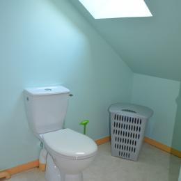 WC - Location de vacances - Le Crotoy