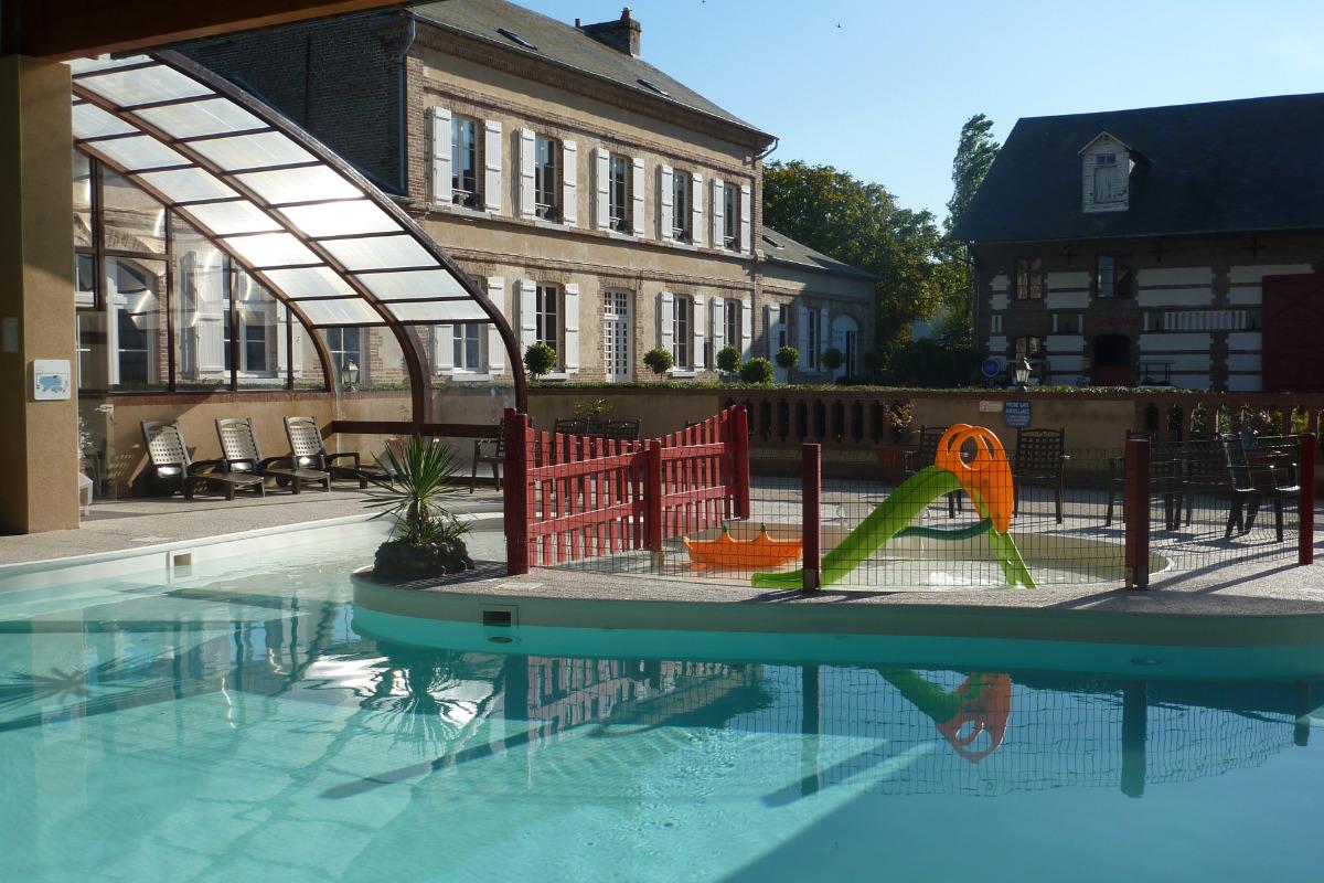 piscine du 1er avril au 11 novembre - Location de vacances - Le Crotoy