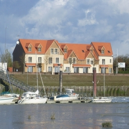 les maisons de la baie face au port et à la baie de somme - Location de vacances - Le Crotoy