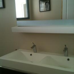 salle de bain vue Baie - Location de vacances - Le Crotoy