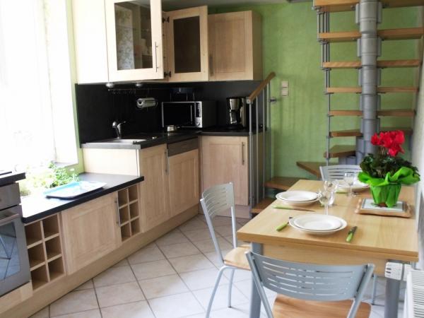 cuisine equipée - Location de vacances - Friville-Escarbotin
