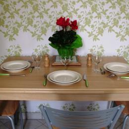 cuisine - Location de vacances - Friville-Escarbotin
