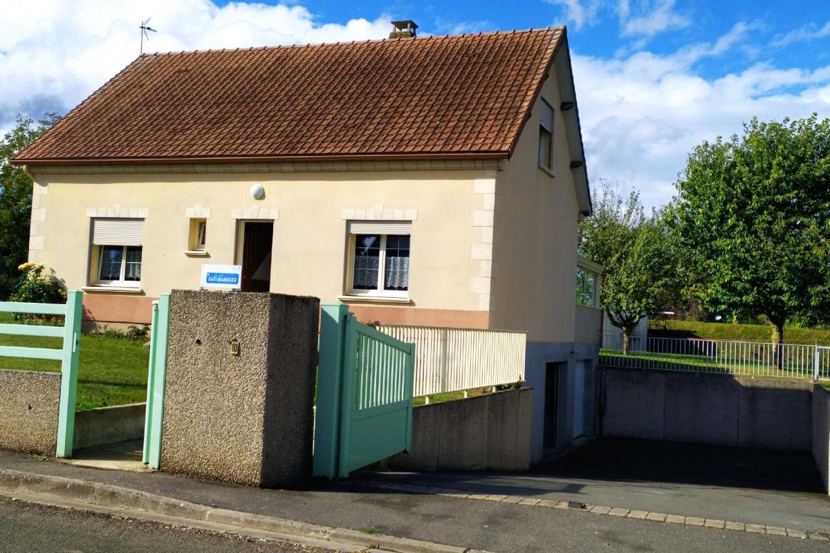- Location de vacances - Saint-Aubin-Montenoy