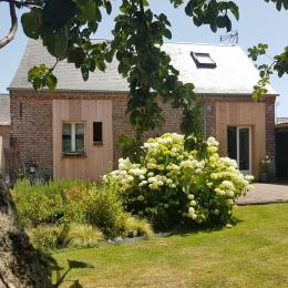 Gîte Les Volets Bleus - Location de vacances - Saint-Valery-sur-Somme