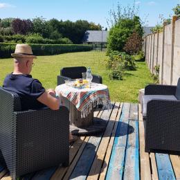 Salon de Jardin - Location de vacances - Saint-Valery-sur-Somme