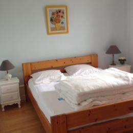 chambre côté Baie - Location de vacances - Saint-Valery-sur-Somme