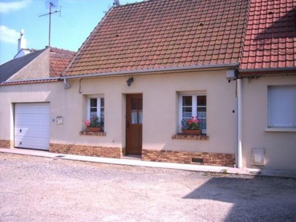façade - Location de vacances - Saint-Valery-sur-Somme
