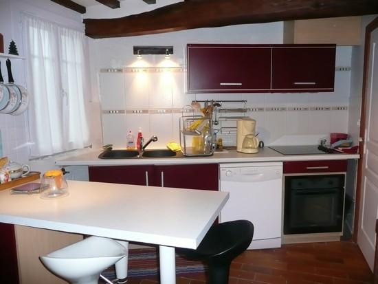 La cuisine - Location de vacances - Saint-Valery-sur-Somme