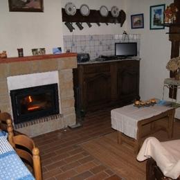 coin salon - Location de vacances - Saint-Valery-sur-Somme