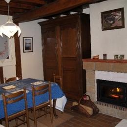 coin salle à manger - Location de vacances - Saint-Valery-sur-Somme