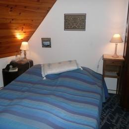 chambre bleue - Location de vacances - Saint-Valery-sur-Somme