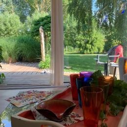 Bienvenue à la Villa l'Amboise - Location de vacances - Pendé