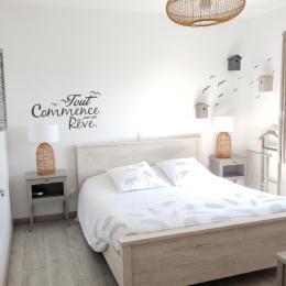 La chambre natur'ailes - Location de vacances - Saint-Valery-sur-Somme