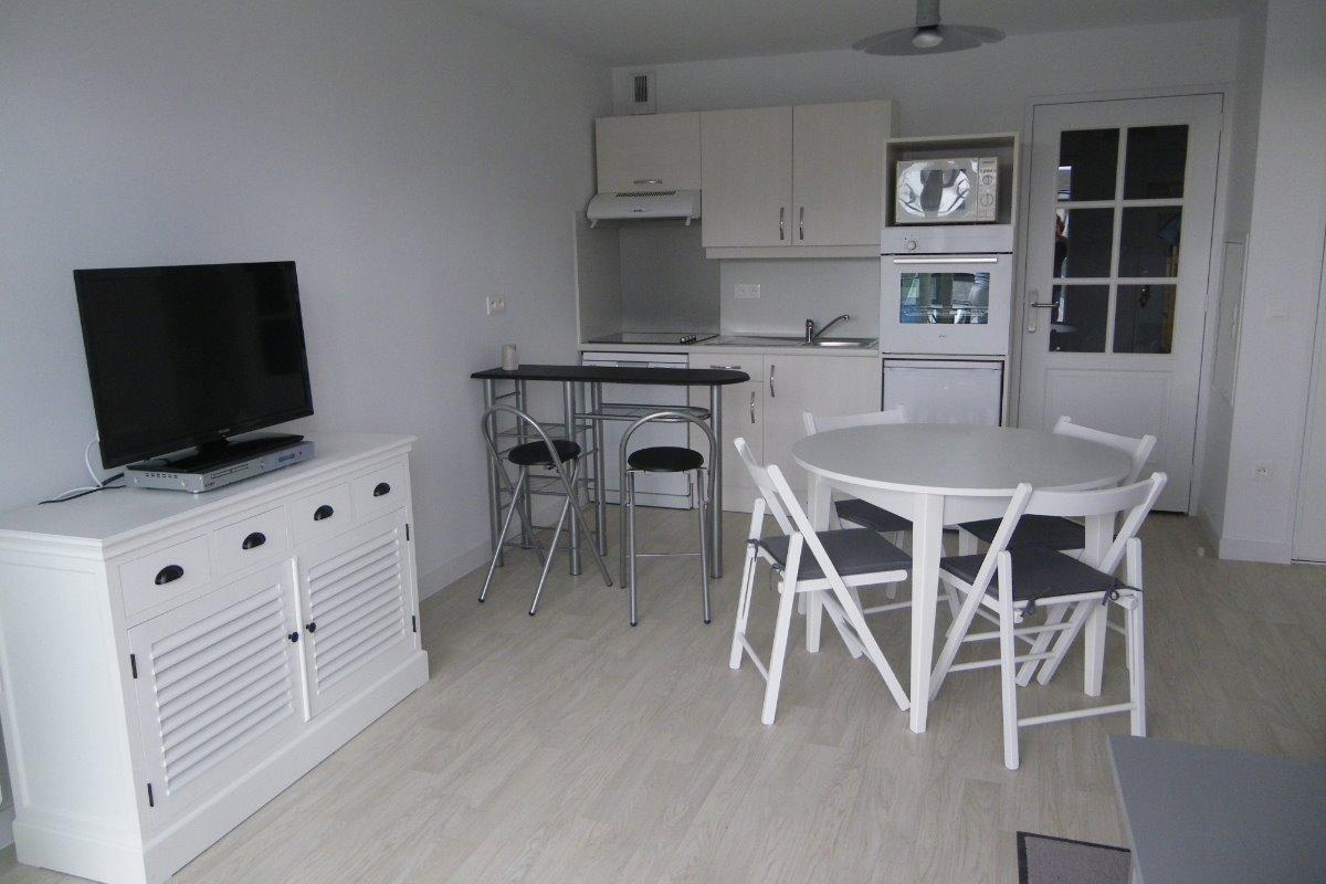 cuisine - Location de vacances - Le Crotoy