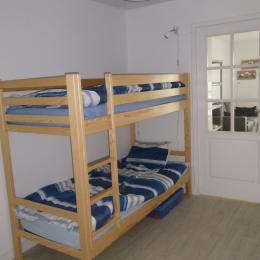 lits cabine - Location de vacances - Le Crotoy
