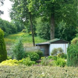 Jardin arboré et fleuri  - Location de vacances - Saint-Valery-sur-Somme