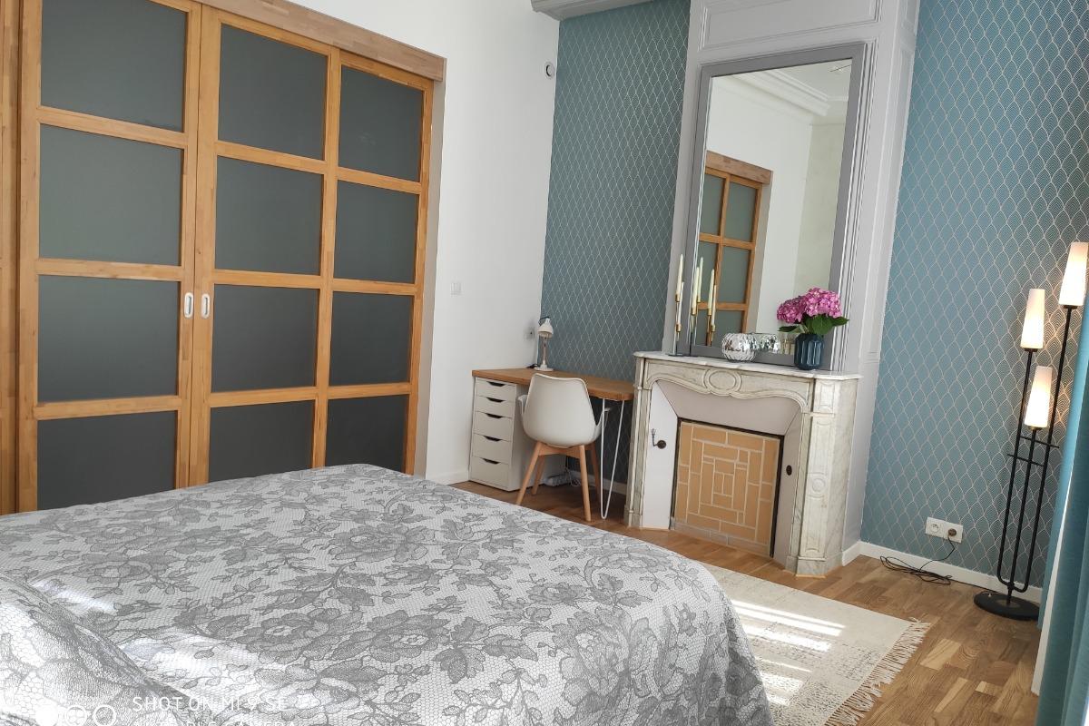 Chambre 1 - Location de vacances - Amiens
