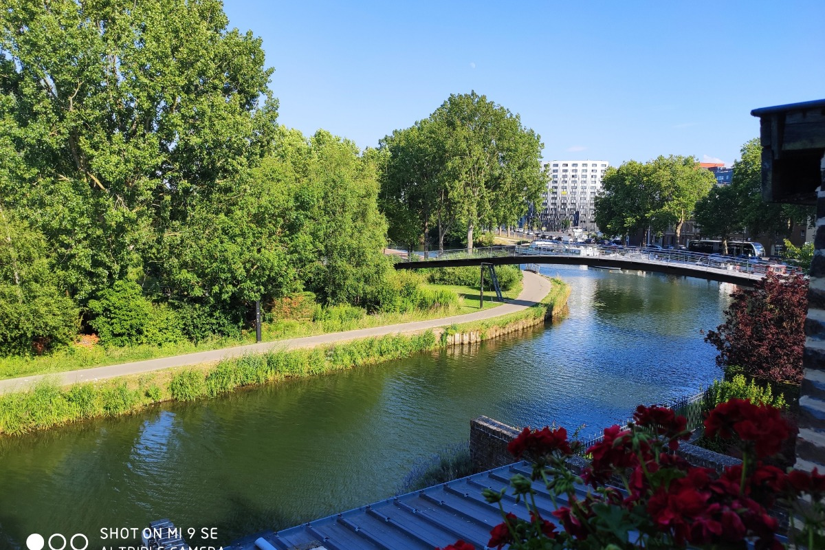 VUE TERRASSE - Location de vacances - Amiens