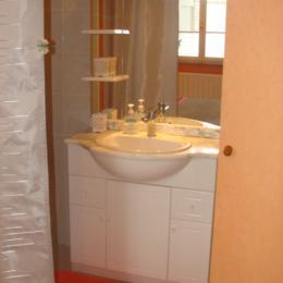 Cour , salon de jardin  - Lisle Sur Tarn - Tarn - - Chambre d'hôtes - Lisle-sur-Tarn