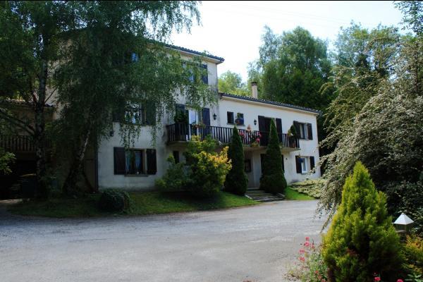 Terrasse  - Lacrouzette - Tarn -  - Chambre d'hôtes - Lacrouzette