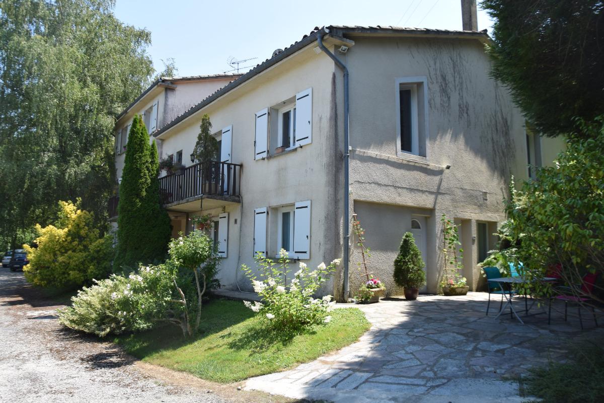 L'Orée des Bois - Chambre d'hôtes - Lacrouzette