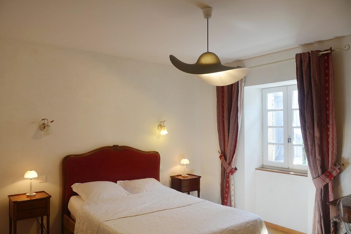 chambre  - Chambre d'hôtes - Poulan-Pouzols