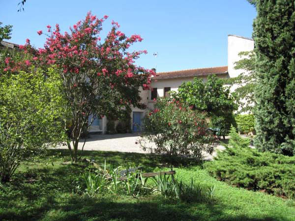 Vignoble de Gaillac (Tarn) chambres d'hôtes Mas d'Arnal  jardin arboré. Midi  Pyrénées Occitanie - Chambre d'hôtes - Gaillac