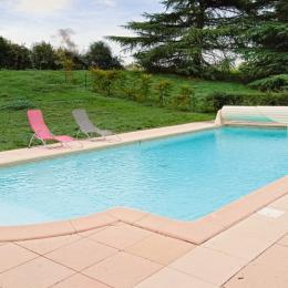 vignoble de Gaillac(Tarn) chambres d'hôtes Mas d'Arnal dans une ancienne propriété.Midi Pyrénées Occitanie - Chambre d'hôtes - Gaillac
