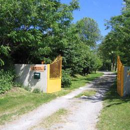 accès portail - Rouairoux - Tarn -  - Chambre d'hôtes - Rouairoux