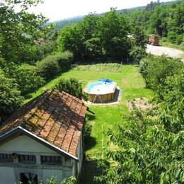 Jardin - Rouairoux - Tarn -  - Chambre d'hôtes - Rouairoux