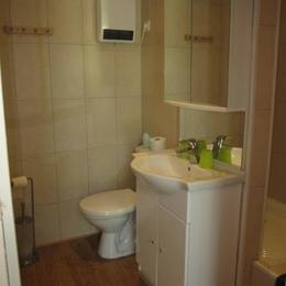 Salle d'eau - Rouairoux - Tarn -  - Chambre d'hôtes - Rouairoux