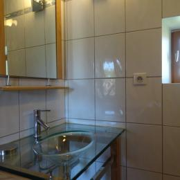 Salle de bain  - Albi - Tarn  - Chambre d'hôtes - Albi